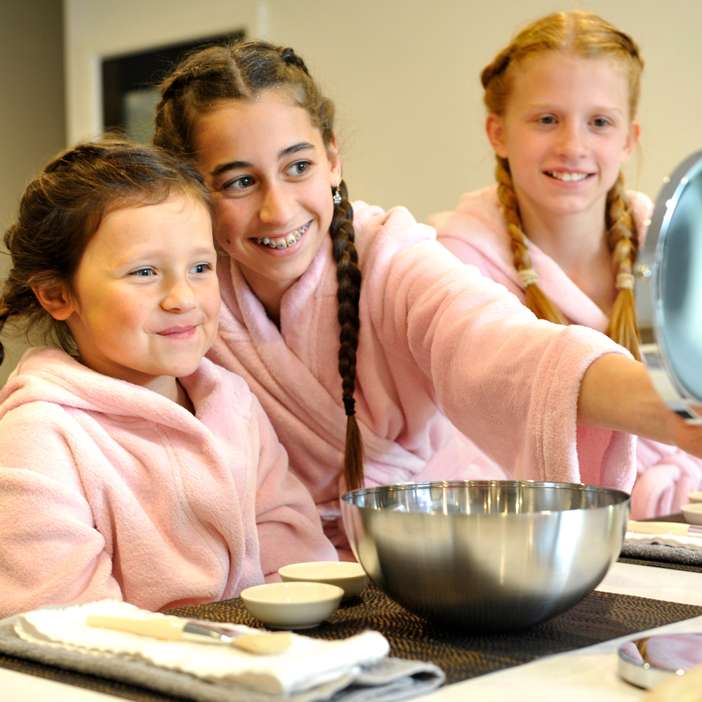 Kids Pamper Party