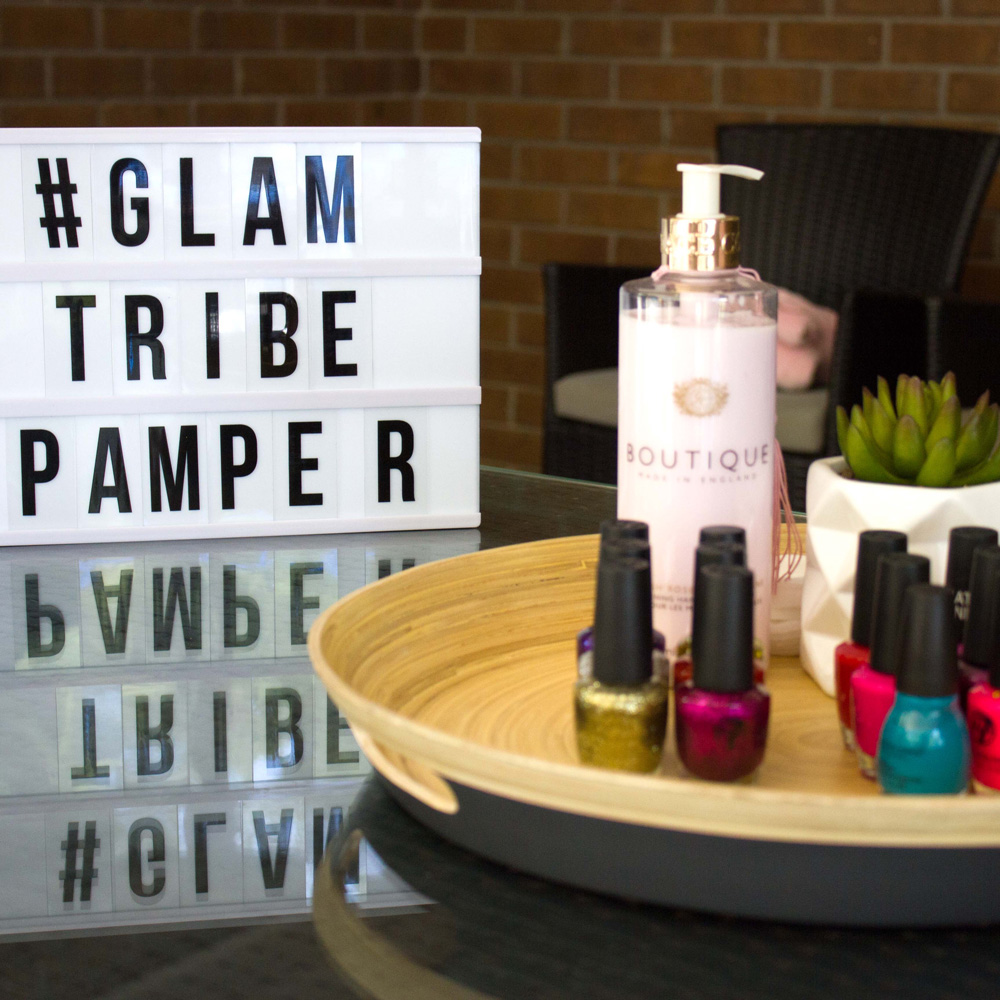 Pamper Party Manicure